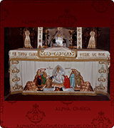 Altar Table Cover - 195