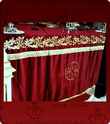 Altar Table Cover - 235