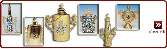 Myrrh Vessels