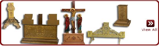Crucifix Stands