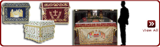 Altar Table Covers