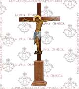 Crucifix Stand - 317
