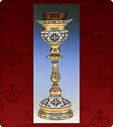 Vigil Lamp - 1342