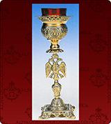 Vigil Lamp - 1321