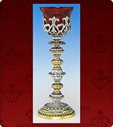 Vigil Lamp - 1334