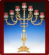 Vigil Candelabrum - 1710
