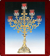Vigil Candelabrum - 1714