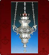 Hanging Vigil Lamp - 3701SS