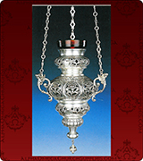 Hanging Vigil Lamp - 3701LSS