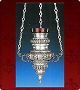 Hanging Vigil Lamp - 3702SSS