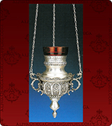 Hanging Vigil Lamp - 3703