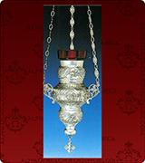 Hanging Vigil Lamp - 3705SS