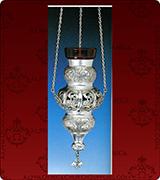 Hanging Vigil Lamp - 3706SS