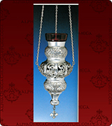 Hanging Vigil Lamp - 3706SSS