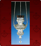 Hanging Vigil Lamp - 3707
