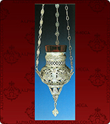 Hanging Vigil Lamp - 3708MSS