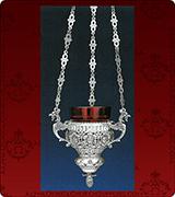 Hanging Vigil Lamp - 3709