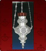 Hanging Vigil Lamp - 3711XLSS