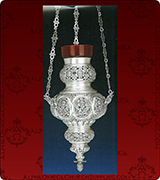 Hanging Vigil Lamp - 3711LSS