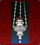 Hanging Vigil Lamp - 3734SSL