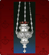 Hanging Vigil Lamp - 3734SS