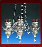 Hanging Vigil Lamp - 3771-5