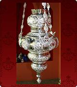 Hanging Vigil Lamp - 612