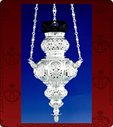 Hanging Vigil Lamp - 620