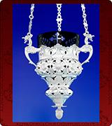 Hanging Vigil Lamp - 622