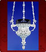 Hanging Vigil Lamp - 624