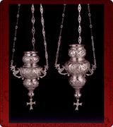 Hanging Vigil Lamp - 633L