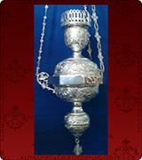 Hanging Vigil Lamp - 635
