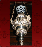 Hanging Vigil Lamp - 645