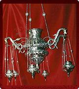 Hanging Vigil Lamp - 653