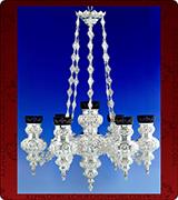 Hanging Vigil Lamp - 654