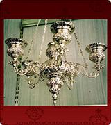 Hanging Vigil Lamp - 656
