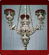 Hanging Vigil Lamp - 658