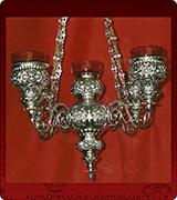 Hanging Vigil Lamp - 661