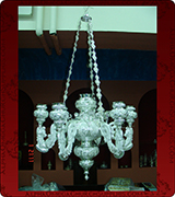 Hanging Vigil Lamp - 680