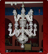 Hanging Vigil Lamp - 684