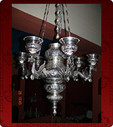 Hanging Vigil Lamp - 700