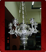 Hanging Vigil Lamp - 702