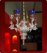 Hanging Vigil Lamp - 708