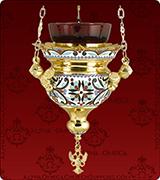 Hanging Vigil Lamp - 121L