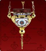 Hanging Vigil Lamp - 121S