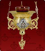 Hanging Vigil Lamp - 131XL
