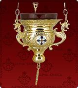 Hanging Vigil Lamp - 141M