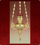 Hanging Vigil Lamp - 252XL