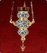 Hanging Vigil Lamp - 311M