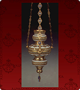 Hanging Vigil Lamp - 325XL